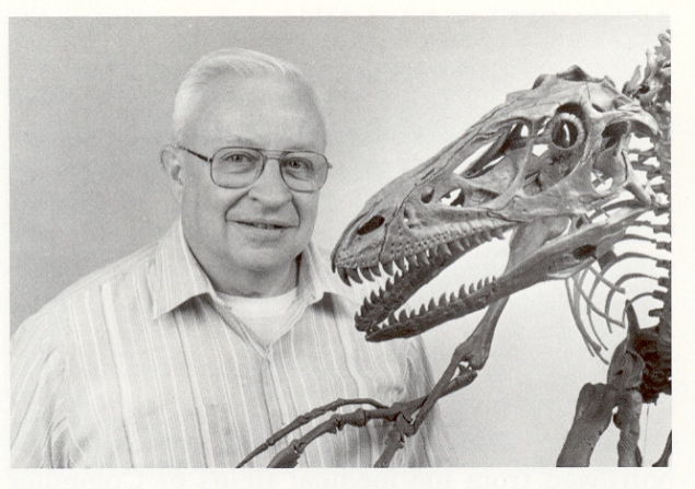 John Ostrom and Deinonychus